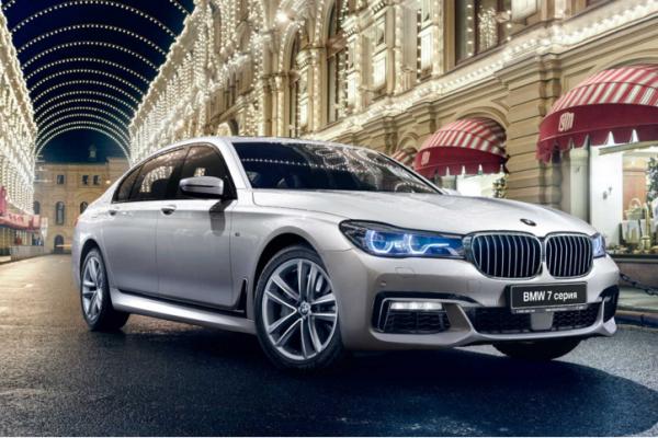 Ako sa vyrába nové BMW 7 (2016)