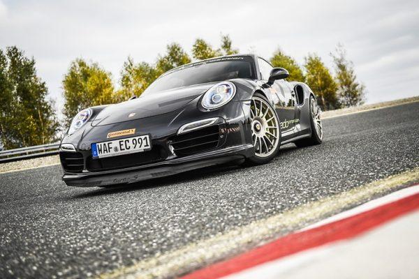 Porsche získalo rýchlostný rekord na pneumatikách Continental