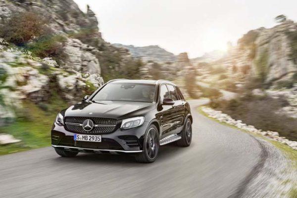 Mercedes-AMG GLC 43 4MATIC doplní dynamické modely