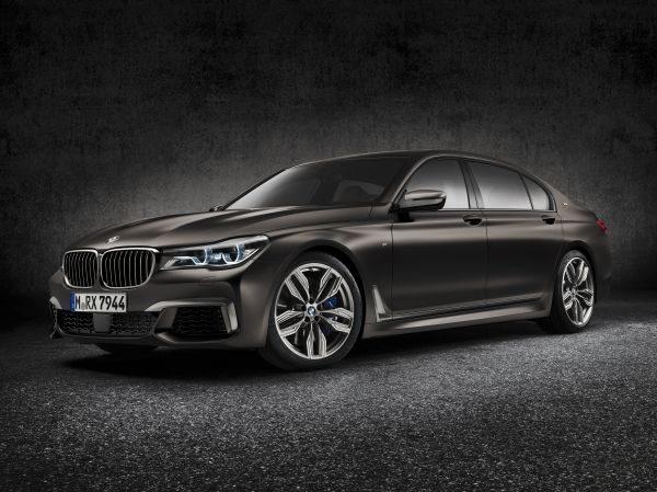 najnovšie BMW 7