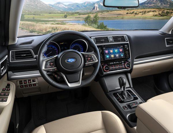 Subaru Interier