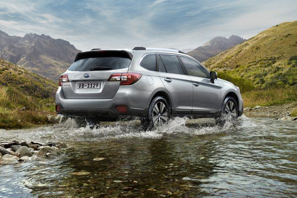 Nový Subaru Outback - Ešte bezpečnejší za nezmenenú cenu