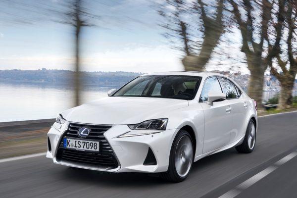 Twin turbo pre Lexus IS