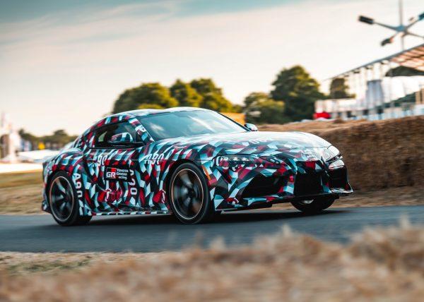 Nová Toyota Supra