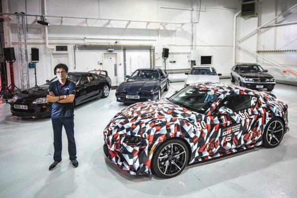 Toyota Supra Nová
