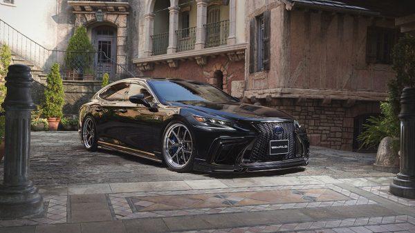 Lexus LS500h tuning