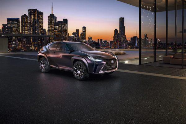 Japonský Lexus UX - čo inšpirovalo dizajnérov?