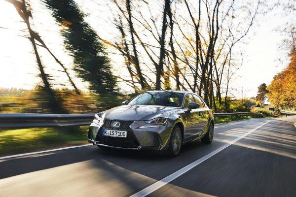 Nový športový Lexus o tri roky?