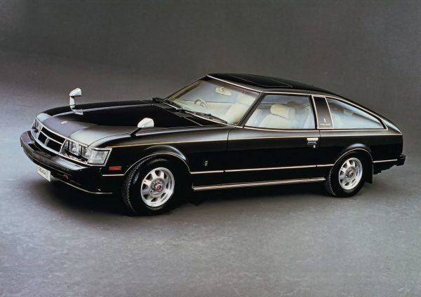 Toyota Supra 1 generácia