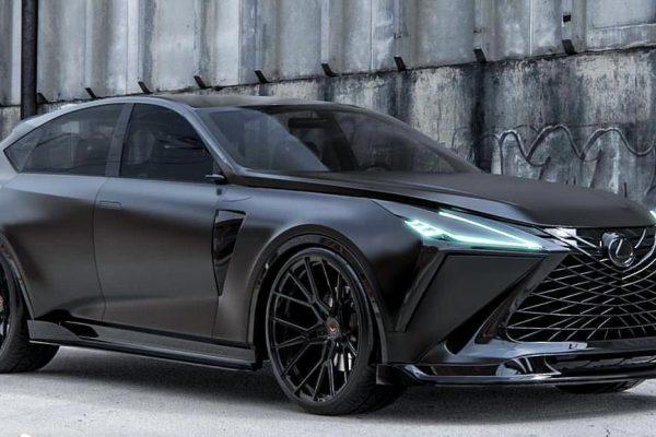 Lexus LF-1 Limitless – vychádzajúca hviezda tuningu?