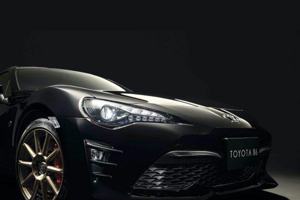 Toyota oživuje spomienky - GT86 vo verzii Black Limited
